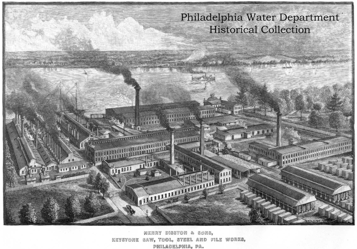 History Philly Watersheds