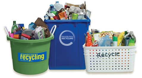 Recycling & Clean-up | Philadelphia Water Department