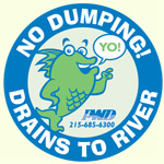 Pottsville Says No Dumping Philly Watersheds