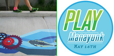 'Waterways' will be introduced May 14, followed by PLAY Manayunk on May 16.