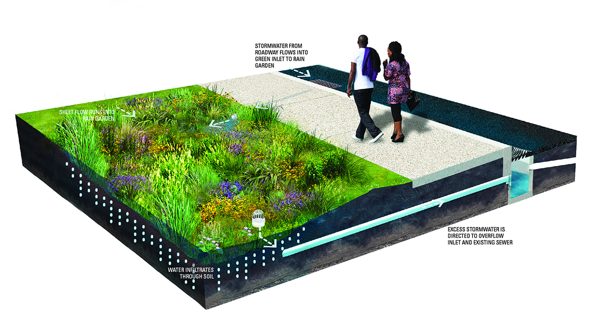 Call for Artists to Shine Light on Green Stormwater Infrastructure!
