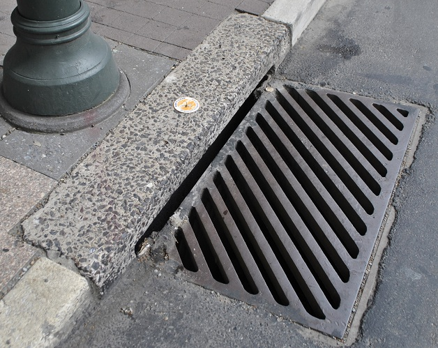Installation learn the basics of storm drain marking for Types of drainage