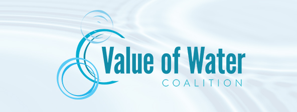 Value of Water Coalition logo